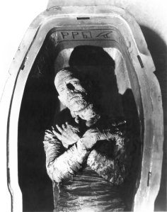 Conan Doyle's mummy tale preceded the 1932 movie.