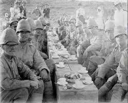 "While there were rare opportunities for peaceful tea breaks, the ""Tea Time War"" was far from a cakewalk."