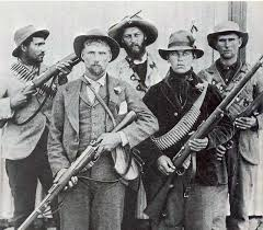 The Boers turned out to be hardier than the British government expected.